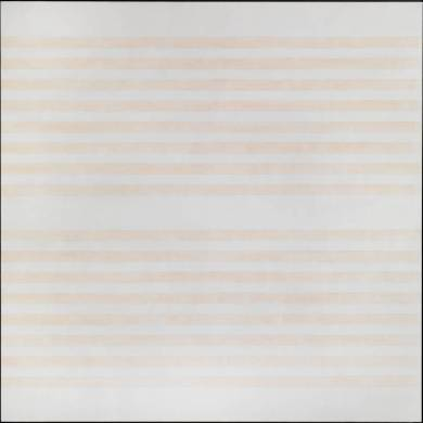I Love the Whole World 1999 by Agnes Martin 1912-2004